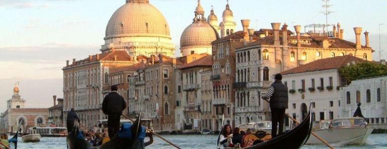 Benetke-Gondola